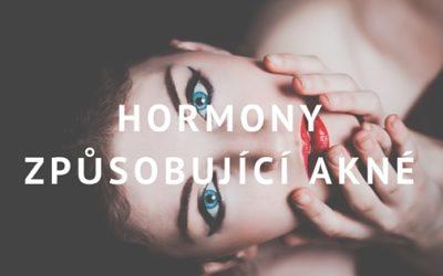 Hormony a akné: Víte, které hormony můžou za vaše pupínky?