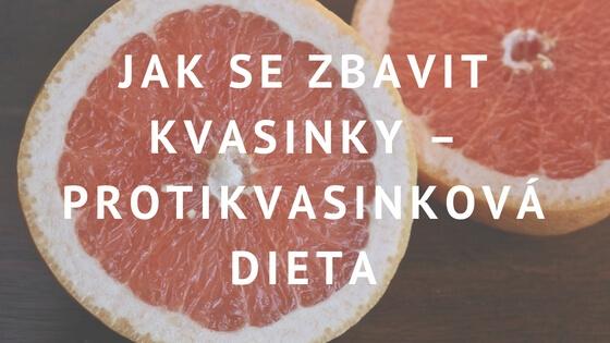 protikvasinková dieta proti akné