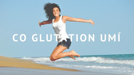glutathion a akné