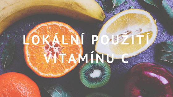 Vitamín C a akné