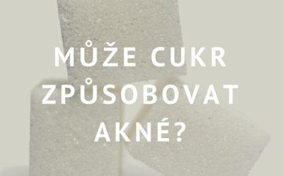 Cukr: Může způsobovat akné? Jak škodí vaší pleti?