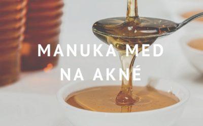 Manuka med: ideální přírodní péče o akné