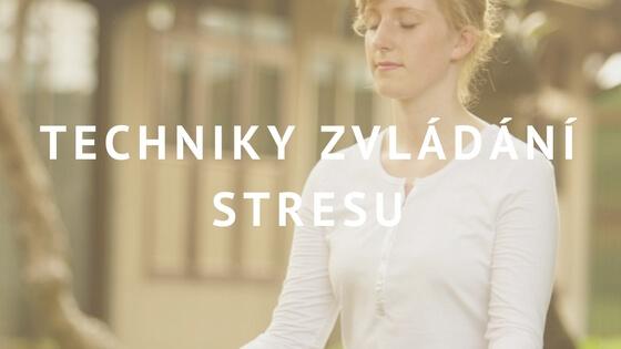 Techniky zvládání stresu, které vám pomůžou zbavit se akné