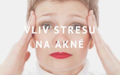 Vliv stresu na akné: Zjistěte, jak stres způsobuje pupínky