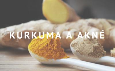 Kurkumin: 3 způsoby, jak kurkuma pomáhá proti akné