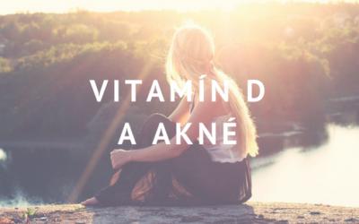 Vitamín D a akné: Jak slunce pomáhá proti pupínkům