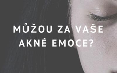 Můžou za vaše akné emoce? To zjistíte díky těmto 14 otázkám.