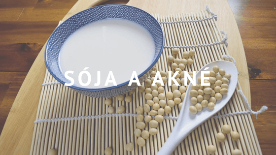 Sója a akné: Proč při hledání alternativ mléka nesáhnout po sóje