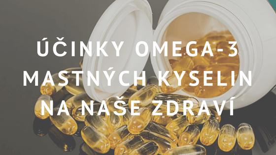 Rybí olej omega-3 akné