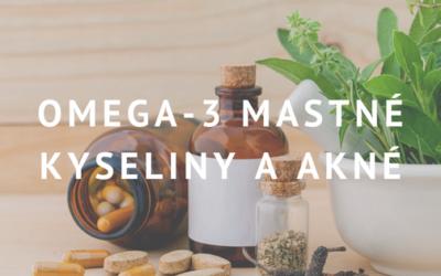 Omega-3 mastné kyseliny: Pomůže vám na akné rybí olej?